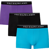 Polo Ralph Lauren Trunks, Pack Of 3