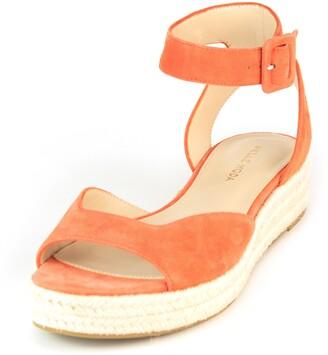 Pelle Moda Oxford Ankle Strap Sandal