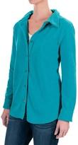 Stillwater Supply Co. CPO Fleece Shirt - Long Sleeve (For Women)