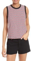 Rag & Bone Women's Racerback Cotton Tank