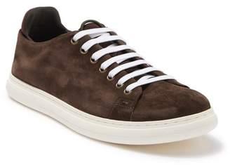 Donald J Pliner Prez Suede Lace-Up Sneaker