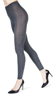 Me Moi Ribbed Footless Sweater Women's Tights