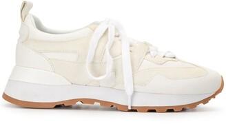Senso Emilio II cut-out star sneakers
