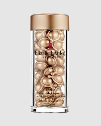 Elizabeth Arden Women's White Serums & Treatments - Vitamin C Ceramide Capsules Radiance Renewal Serum 60 Piece - Size One Size, 60 Piece at The
