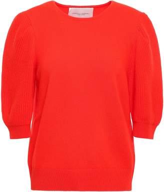 Carolina Herrera Wool And Cashmere-blend Sweater