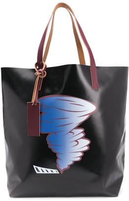 Marni Tornado Tote Bag