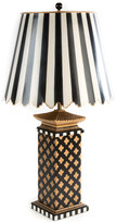 Mackenzie Childs MacKenzie-Childs Quatrefoil Large Table Lamp