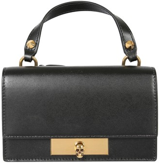 Alexander McQueen Bag With Skull Closure