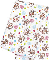 TREND LAB, LLC Trend Lab Monkeys Deluxe Swaddle Blanket