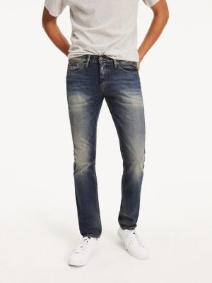 Tommy Hilfiger Faded Slim Fit Jeans