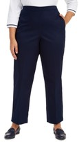 Alfred Dunner Plus Size Easy Street Pull-On Pants