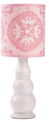 """Carter's Heart of Gold 15"""" Table Lamp"""