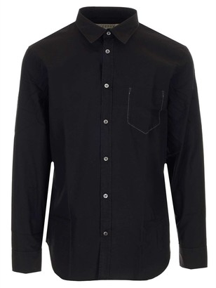Maison Margiela Stitch Detail Shirt