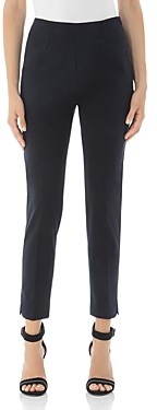 Peserico Slit Hem Cotton Stretch Pants