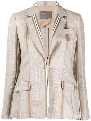 Lorena Antoniazzi woven striped blazer