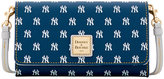 Dooney & Bourke New York Yankees Daphne Crossbody Wallet