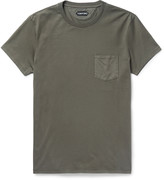 Tom Ford - Slim-fit Cotton-jersey T-shirt