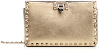 Valentino Rockstud Chain Strapped Crossbody Bag