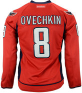 Reebok Women's Alexander Ovechkin Washington Capitals Premier Player Jersey
