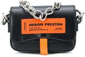 Heron Preston Canal mini tote bag
