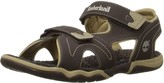 Timberland Adventure Seeker 2-Strap - T Dress Sandal (Toddler/Little Kid),Brown/Tan