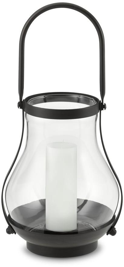 Williams-Sonoma Glass & Metal Hurricane Lantern