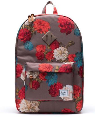Herschel Heritage Vintage Floral Backpack