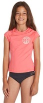 Billabong Girl's Sol Searcher Rashguard Top