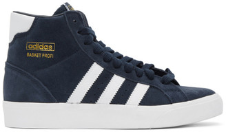 adidas Navy Basket Profi Sneakers