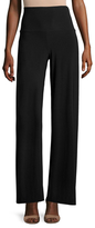 Anne Klein Fold Over Wide Leg Pants