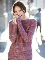 M&Co Space dye jumper