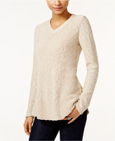Style&Co. Style & Co V-Neck Sweater, Only at Macy's