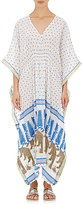 Joshi Women's Sea Cotton Gauze Tunic-WHITE
