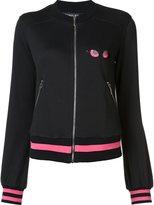 Thomas Wylde 'One Love' jacket - women - Polyester/Modal - XS