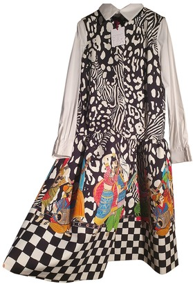Stella Jean Multicolour Cotton Dresses