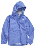 The North Face Girl's 'Resolve' Waterproof Rain Jacket