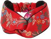 Gucci Tokyo Printed Silk Knot Headband