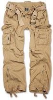 Brandit Men's Royal Vintage Deluxe Classic Army Combat Cargo Trousers