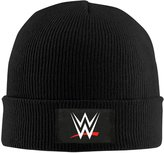 Masubt Unisex WWE Logo Winter Beanies Cap