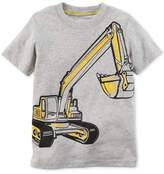 Carter's Graphic-Print Cotton T-Shirt, Toddler Boys