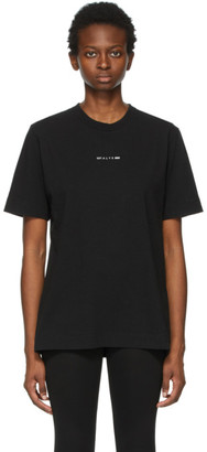 Alyx Black Collection Name T-Shirt