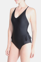 Marina Elegance Black Swimsuit