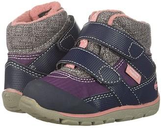See Kai Run Kids Atlas II WP/IN (Toddler/Little Kid/Big Kid) (Purple) Girl's Shoes
