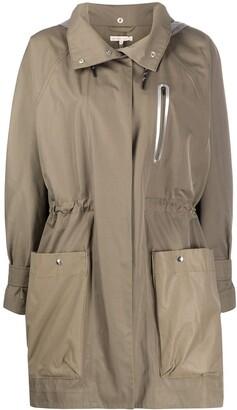 Filippa K Soft Sport Callie hooded coat