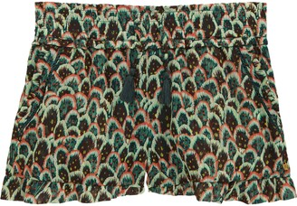 Scotch R'Belle Kids' Print Shorts