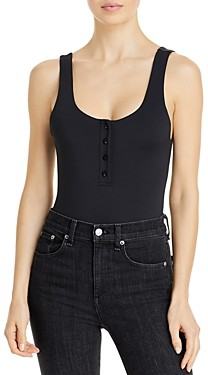 Alice + Olivia Manda Sleeveless Bodysuit