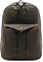 Filson Journeyman Backpack in Army.