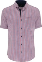 yd. Red Check Ss Shirt