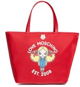 Love Moschino Graphic Print Tote Bag