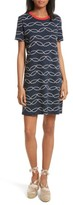 Tory Burch Women's Michaela Print T-Shirt Dress